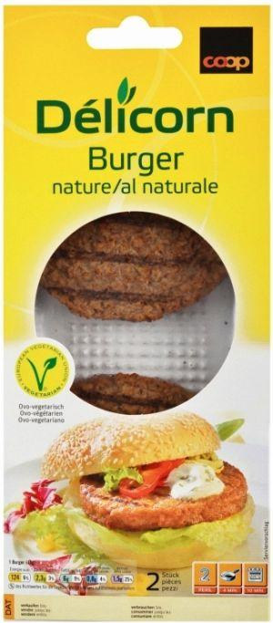 Bio Burger nature