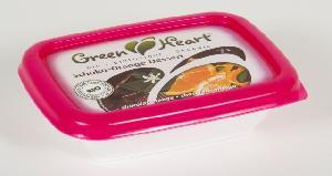 Green Heart Schoko Orange