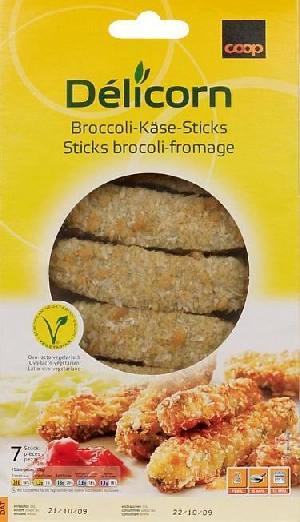 Délicorn Broccoli-Käse-Sticks
