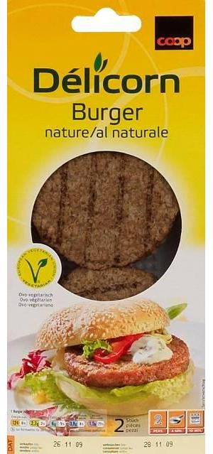 Hamburger nature