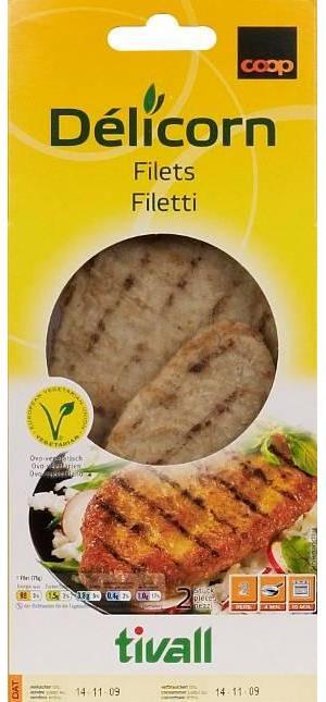 Vegetarian Filet