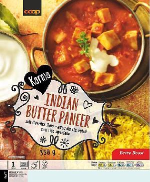 Karma Butter Paneer Gewürzreis