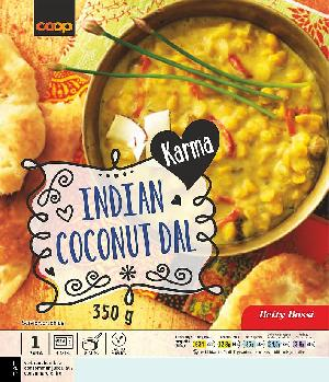 Karma Indian Coconut Dal
