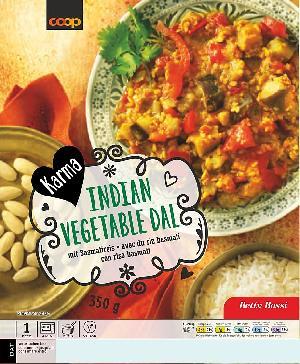 Karma Indian Vegetable Dal