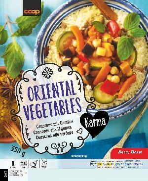 Karma Oriental Vegetables