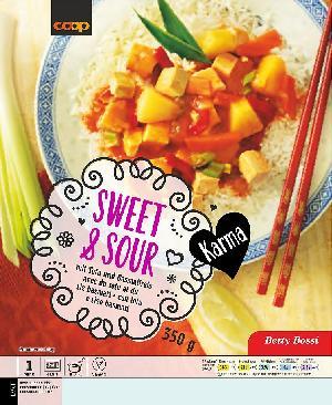 Karma Sweet and Sour Tofu