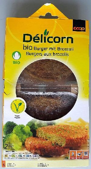 Broccoli-Burger