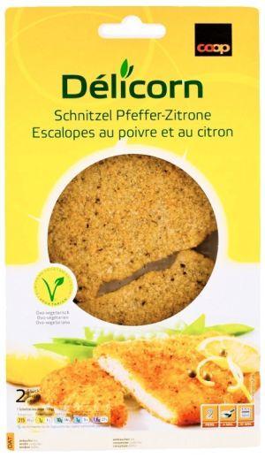 Délicorn Zitronen-PfefferSchnitzel