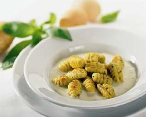 Basilikum Gnocchi