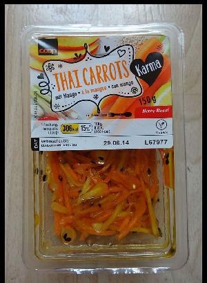 Thai Carrots