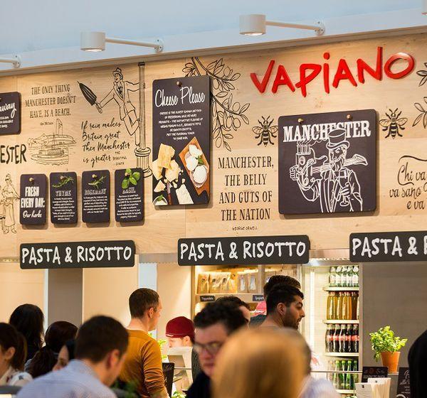 Vapiano Wien Mitte Vegane Gesellschaft österreich