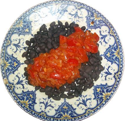 Recette: Chili de haricots noirs